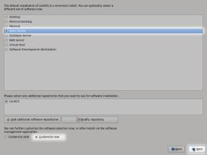 Choose Set Of Software